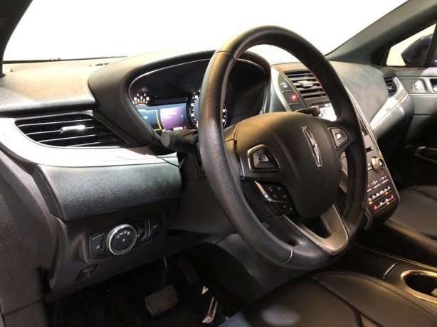 used 2017 Lincoln MKC for sale Houston TX