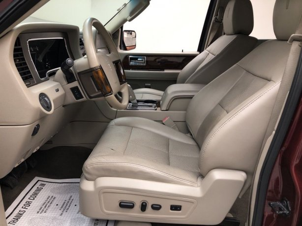 used 2012 Lincoln Navigator for sale Houston TX