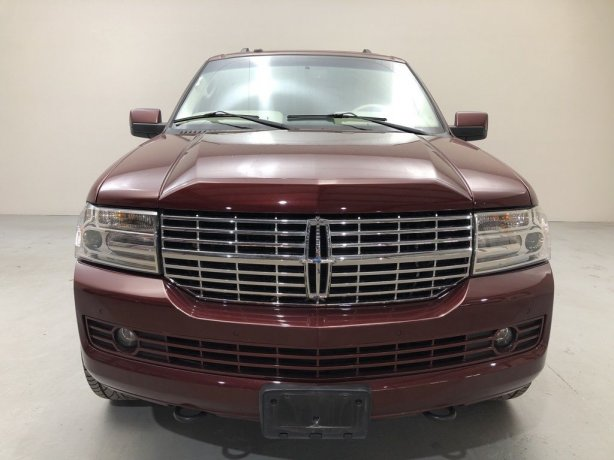 Used Lincoln Navigator for sale in Houston TX.  We Finance!
