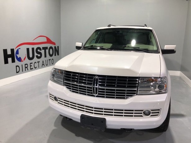 Used 2013 Lincoln Navigator for sale in Houston TX.  We Finance!