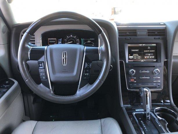 2015 Lincoln Navigator for sale Houston TX