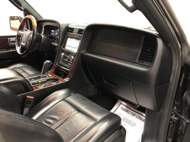 cheap used 2017 Lincoln Navigator for sale