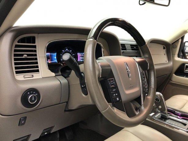 2017 Lincoln Navigator for sale Houston TX