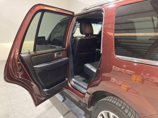 used 2015 Lincoln Navigator