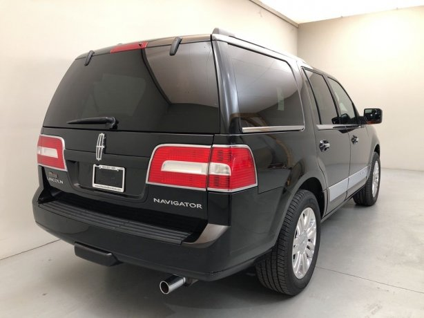 used Lincoln Navigator