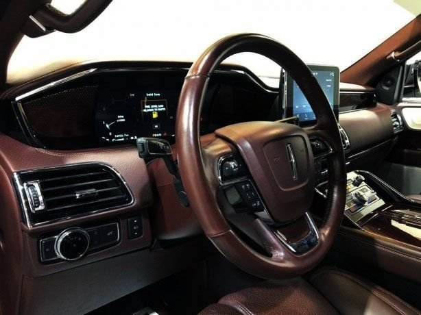 used 2018 Lincoln Navigator for sale Houston TX