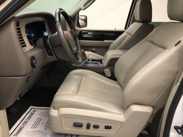 used 2017 Lincoln Navigator for sale Houston TX