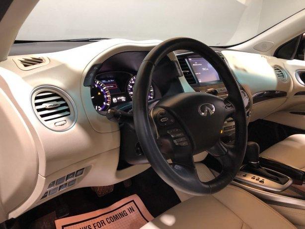 used 2015 INFINITI QX60 for sale Houston TX