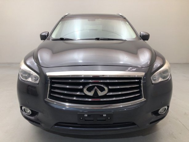 Used INFINITI JX35 for sale in Houston TX.  We Finance!