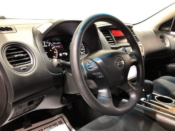 used 2015 Nissan Pathfinder for sale Houston TX