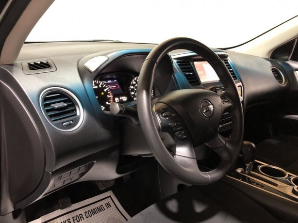 used 2014 Nissan Pathfinder for sale Houston TX