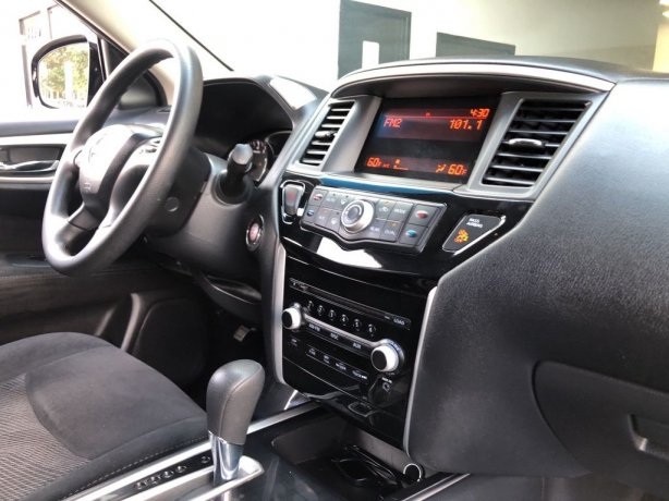 used Nissan Pathfinder for sale Houston TX