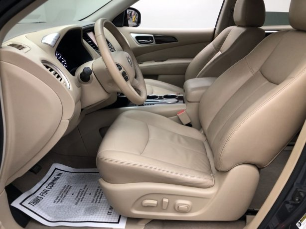 used 2013 Nissan Pathfinder for sale Houston TX