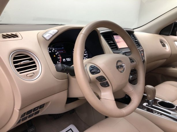 2013 Nissan Pathfinder for sale Houston TX