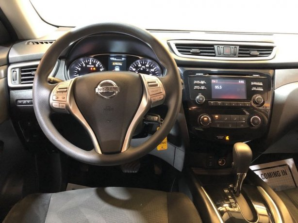 used 2015 Nissan Rogue for sale near me