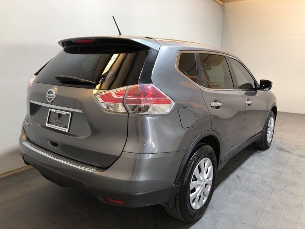 used Nissan Rogue