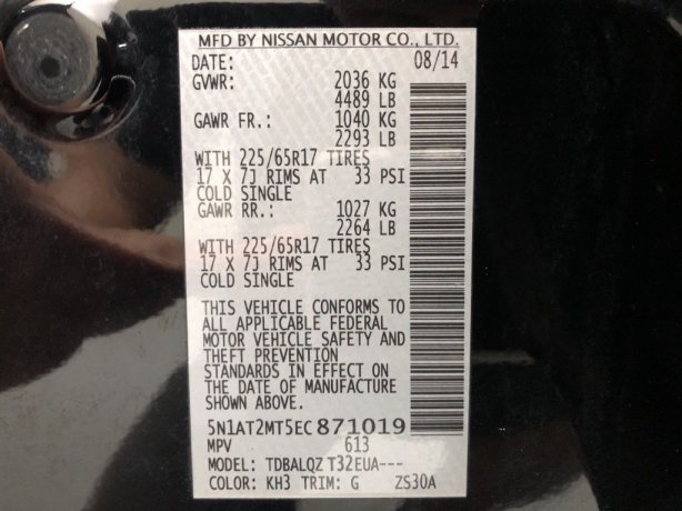 Nissan Rogue cheap for sale