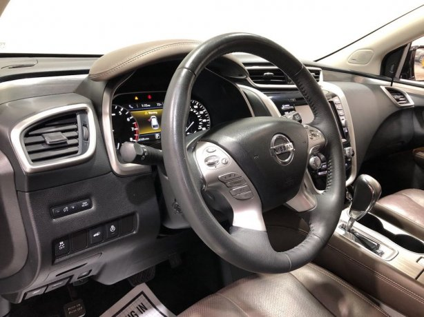 used 2015 Nissan Murano for sale Houston TX