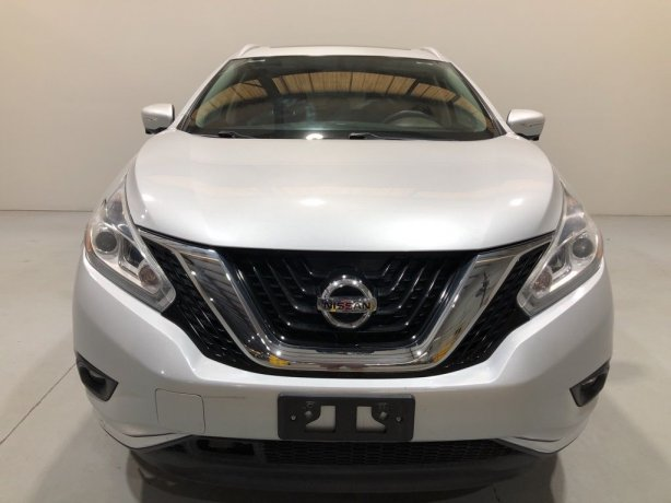 Used Nissan Murano for sale in Houston TX.  We Finance!