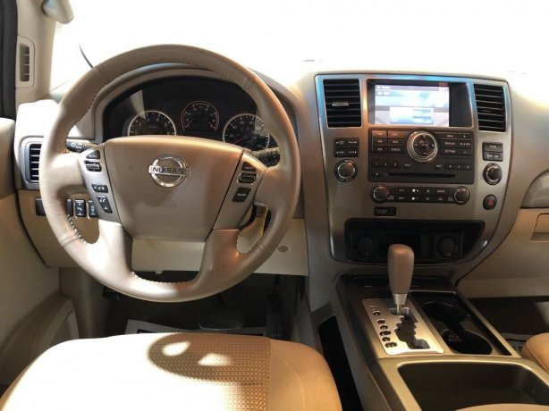 used 2015 Nissan Armada for sale near me