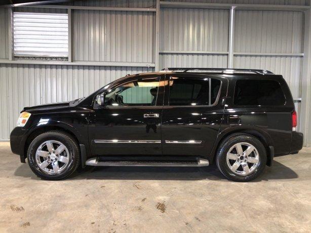 2013 Nissan Armada for sale
