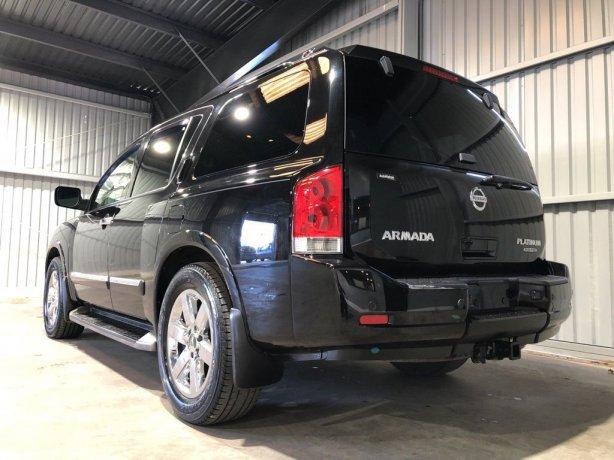 used Nissan Armada for sale near me