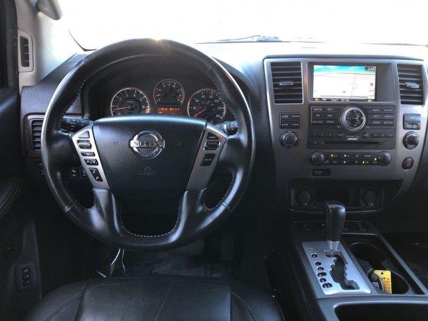 2013 Nissan Armada for sale Houston TX