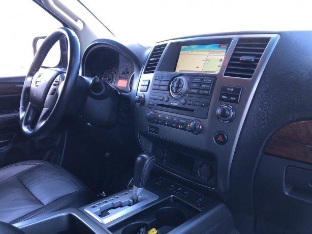 used Nissan Armada for sale Houston TX