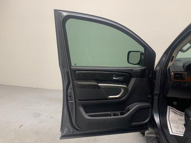 used 2015 Nissan Armada