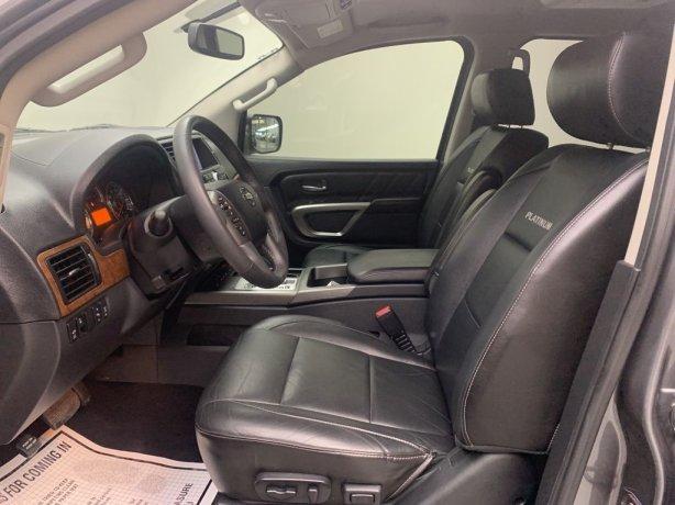 used 2015 Nissan Armada for sale Houston TX