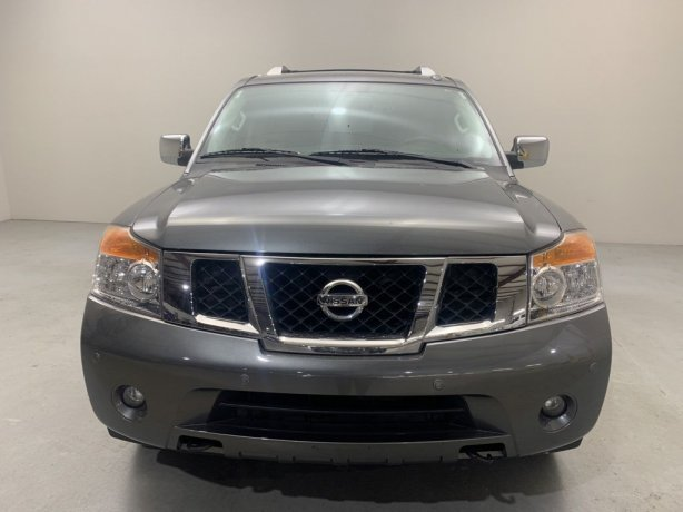 Used Nissan Armada for sale in Houston TX.  We Finance!