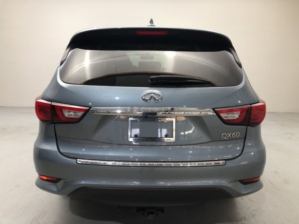 used 2017 INFINITI for sale