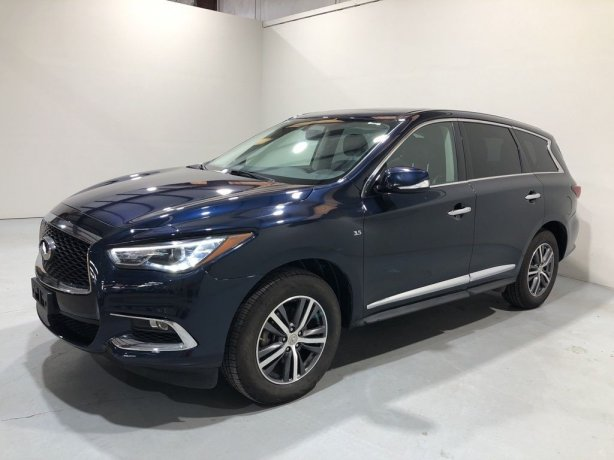Used 2018 INFINITI QX60 for sale in Houston TX.  We Finance!
