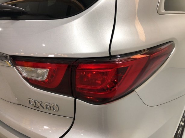 used 2018 INFINITI QX60 for sale