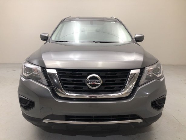Used Nissan Pathfinder for sale in Houston TX.  We Finance!