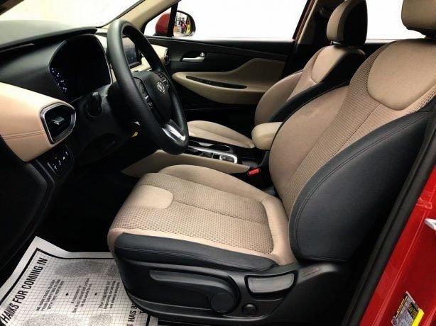 used 2019 Hyundai Santa Fe for sale Houston TX