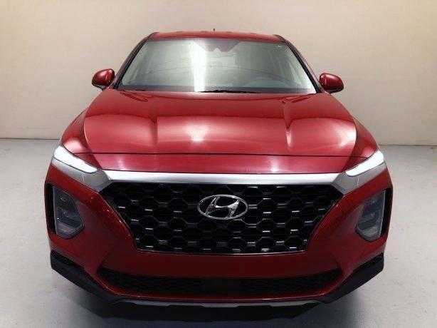 Used Hyundai Santa Fe for sale in Houston TX.  We Finance!