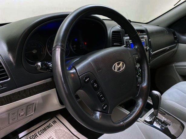 used 2008 Hyundai Santa Fe for sale Houston TX