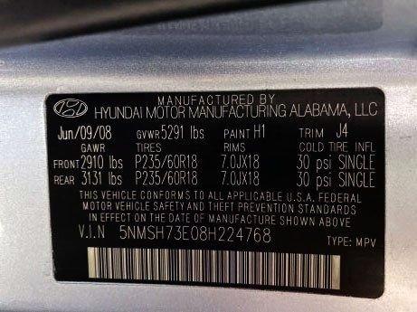 Hyundai Santa Fe cheap for sale near me