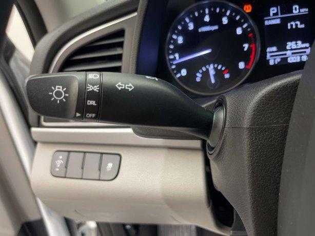 used Hyundai Elantra for sale Houston TX