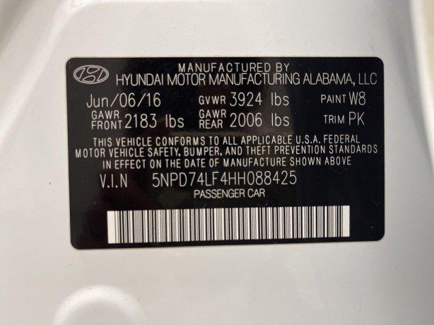 Hyundai Elantra cheap for sale