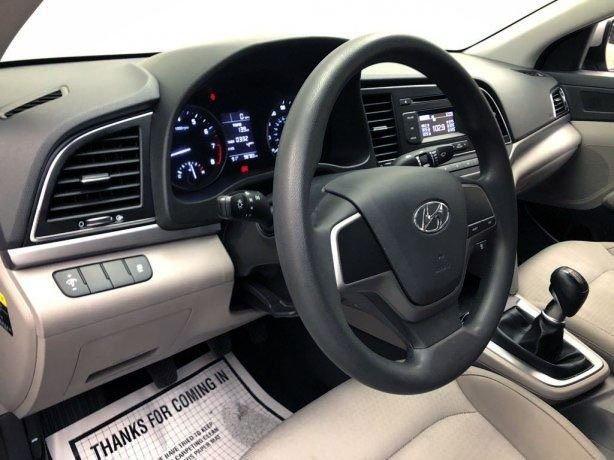 2017 Hyundai Elantra for sale Houston TX