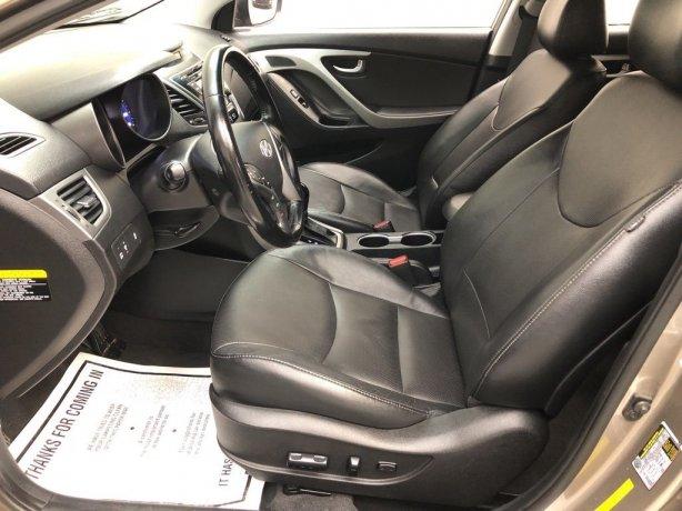 used 2016 Hyundai Elantra for sale Houston TX