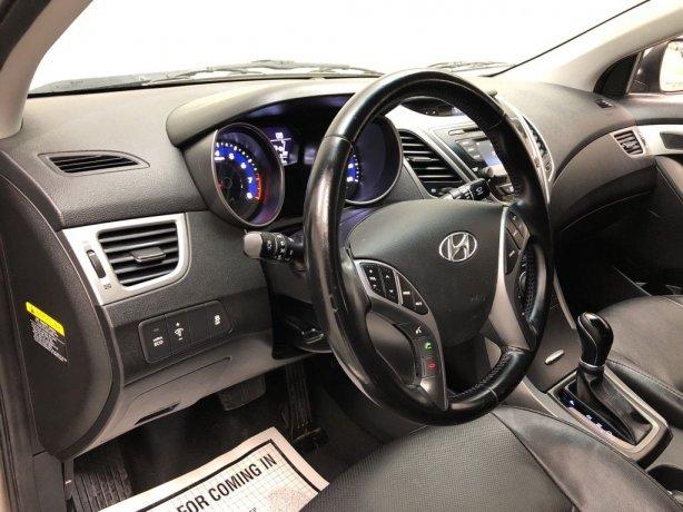 2016 Hyundai Elantra for sale Houston TX