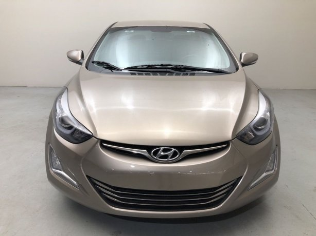 Used Hyundai Elantra for sale in Houston TX.  We Finance!