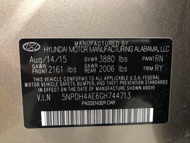 Hyundai Elantra cheap for sale near me
