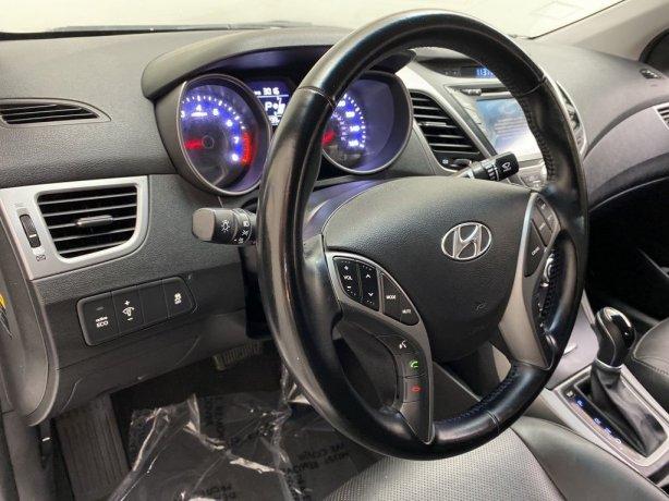 used 2014 Hyundai Elantra for sale Houston TX
