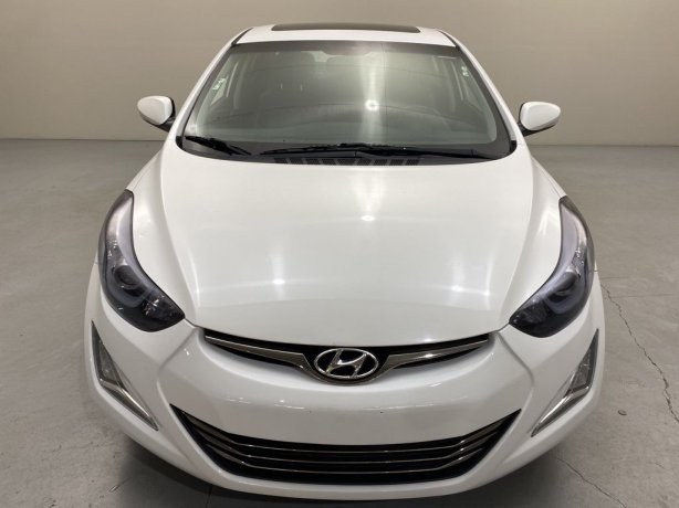 Used Hyundai Elantra for sale in Houston TX.  We Finance!