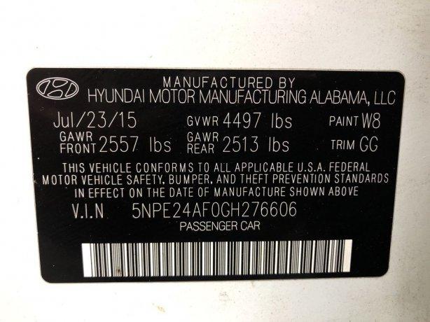 Hyundai Sonata cheap for sale near me