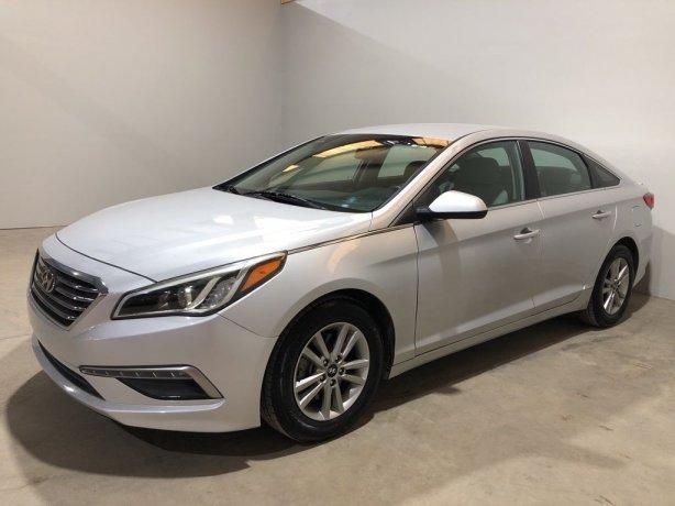 Used 2015 Hyundai Sonata for sale in Houston TX.  We Finance!